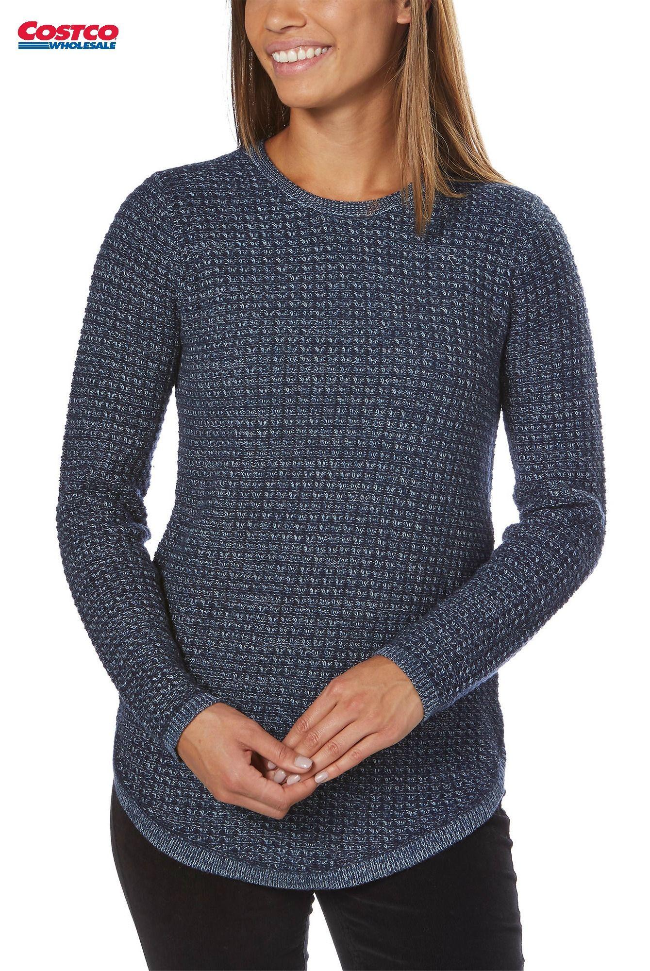c80009fd39 Women S Fashion During The. Jeanne Pierre Ladies  Crewneck Sweater