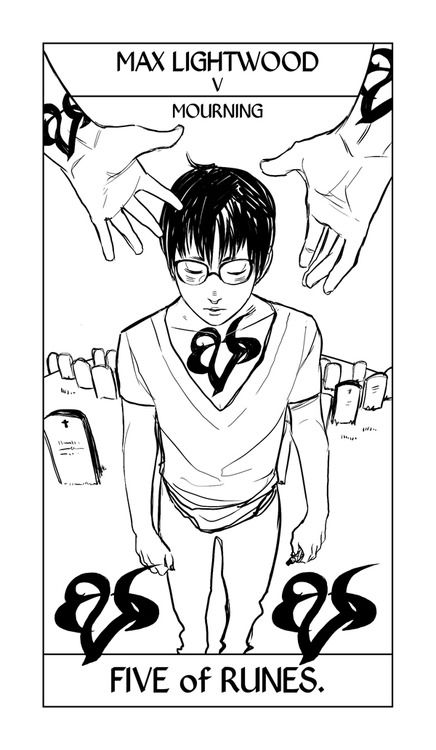 Another tarot card from Cassandra Jean's complete