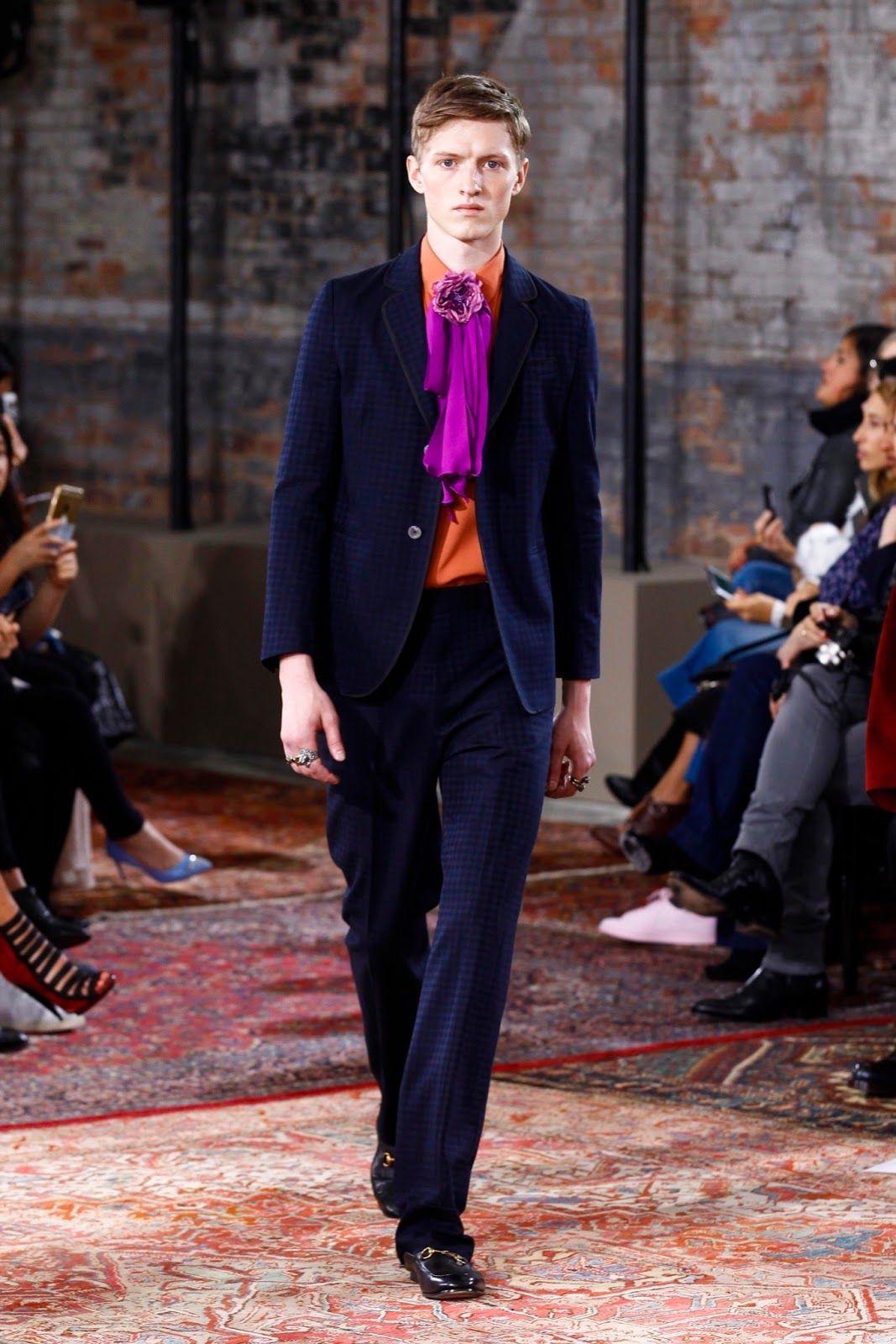 Gucci y su colección Resort 2016: paso seguro para Alessandro Michele