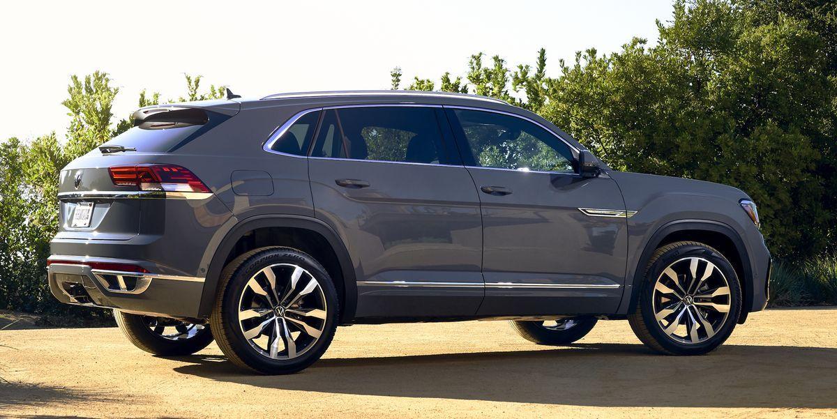 Volkswagen's FiveSeat Atlas Cross Sport Coming to