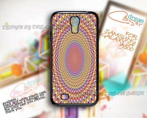 Optical Illusions case - Print On Hard Case Samsung Galaxy S4 i9500