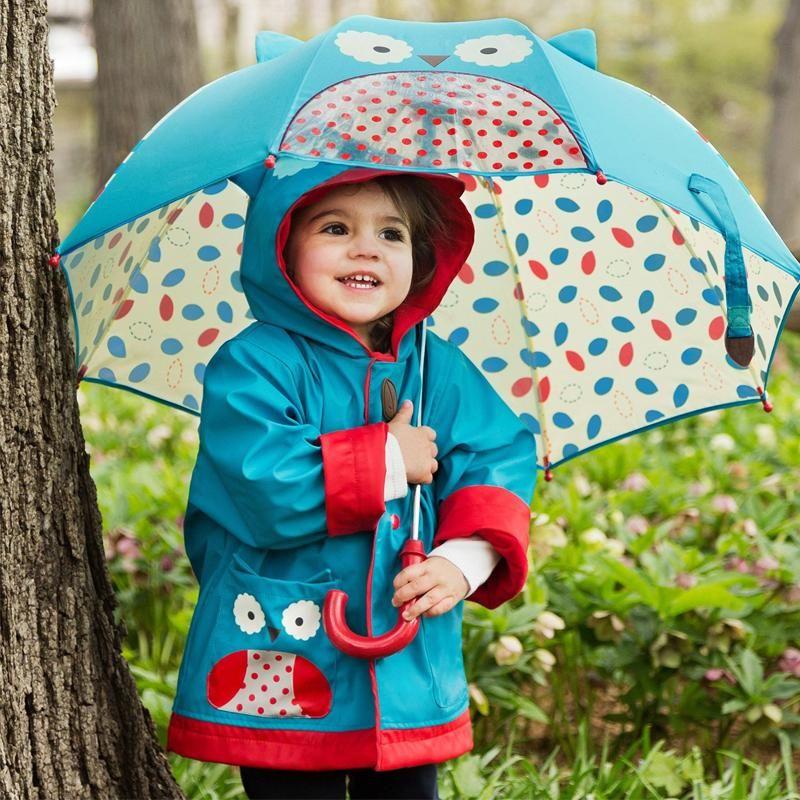 586b9eff484d Rainy Umbrella Long-handle Children Umbrella Lovely Cartoon Kid 039 ...