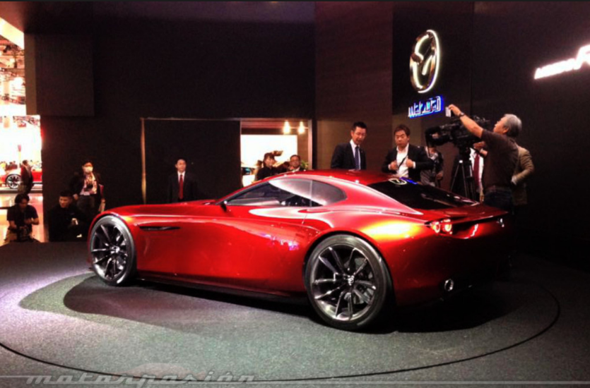 2018 Mazda Rx7 New Style Design Features And Release Date