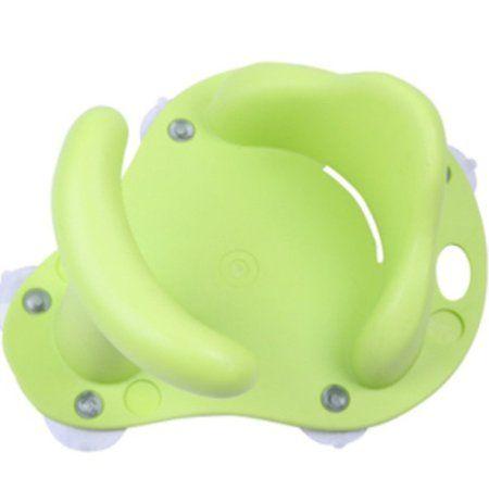 Amazon.com: Baby Infant Kid Child Toddler Bath Seat Ring Anti Slip Safety