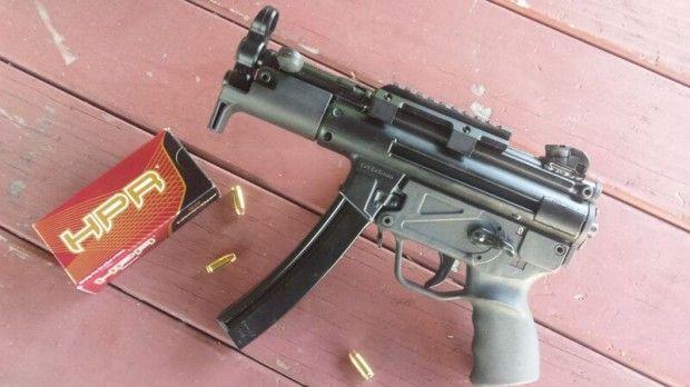 Gun Review: Zenith Firearms Z-5K | Man Cave | Guns, Hand