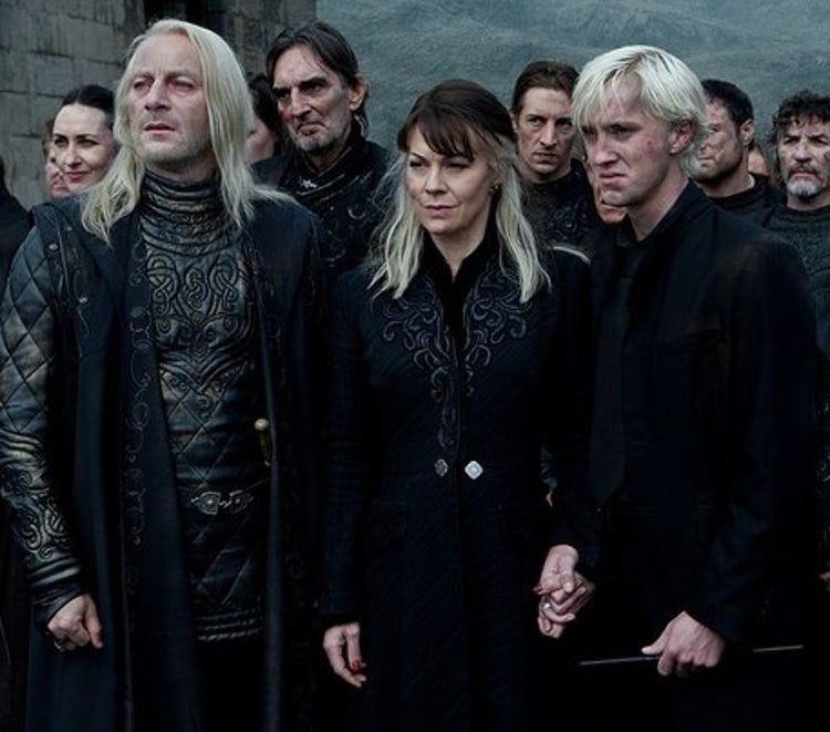 J K Rowling S Post Books Reveals About Harry Potter Malfoy Family Draco Harry Potter Harry Potter Characters
