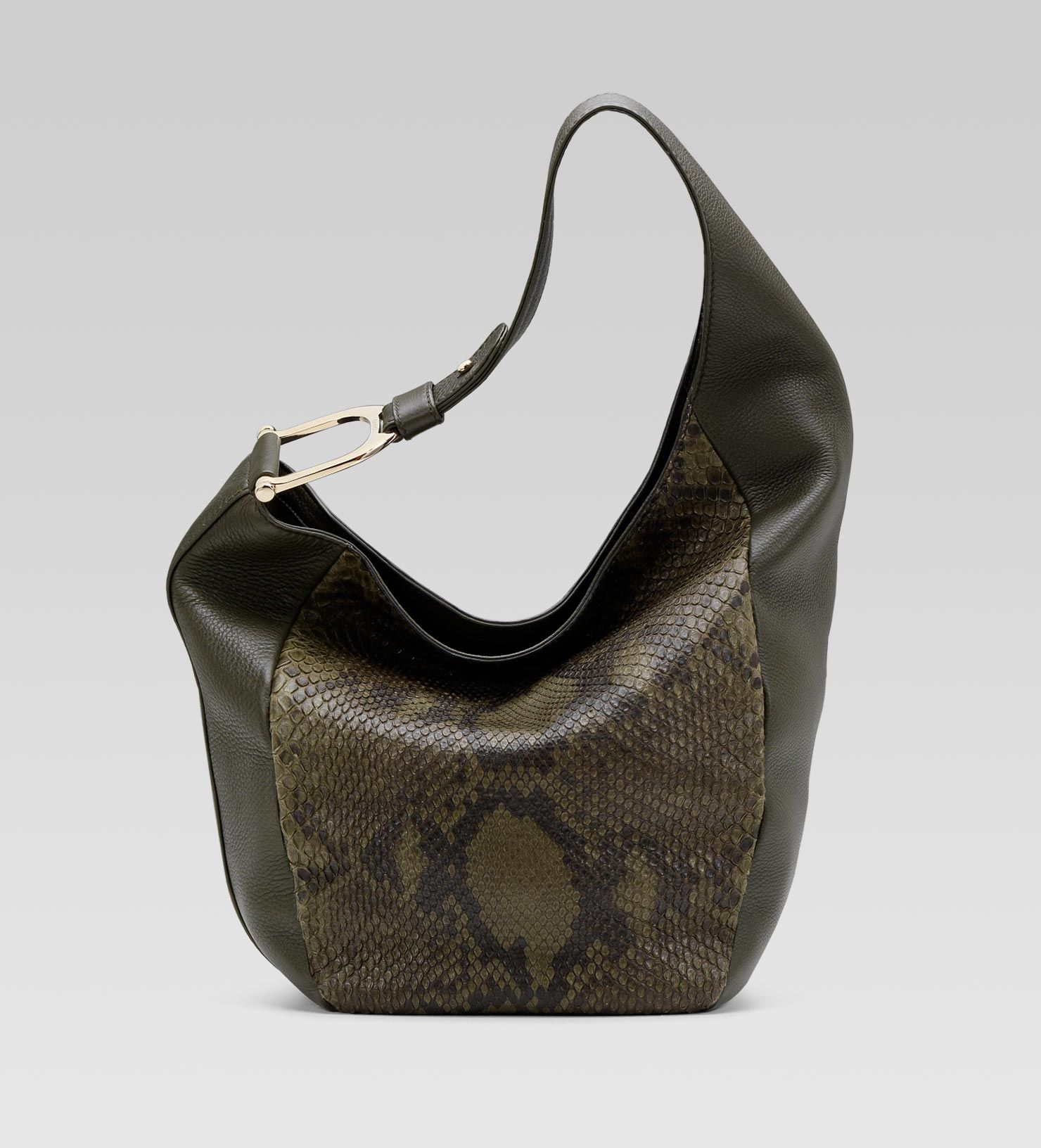 81fe62a9577 Gucci Asymmetrical Hobo. Great for travelling