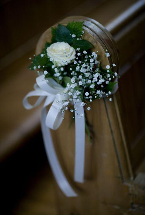 6c72d644 Kirkepynt | Bryllup | Bryllup dekoration, Blomster bryllup og Bryllup