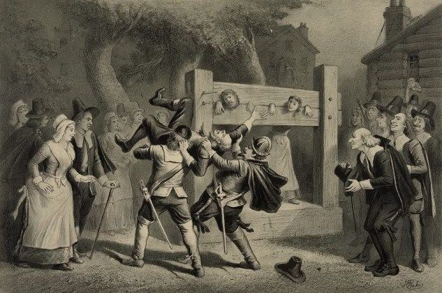 The Salem Witch Trials Began In June 1692 Were Presided Over By