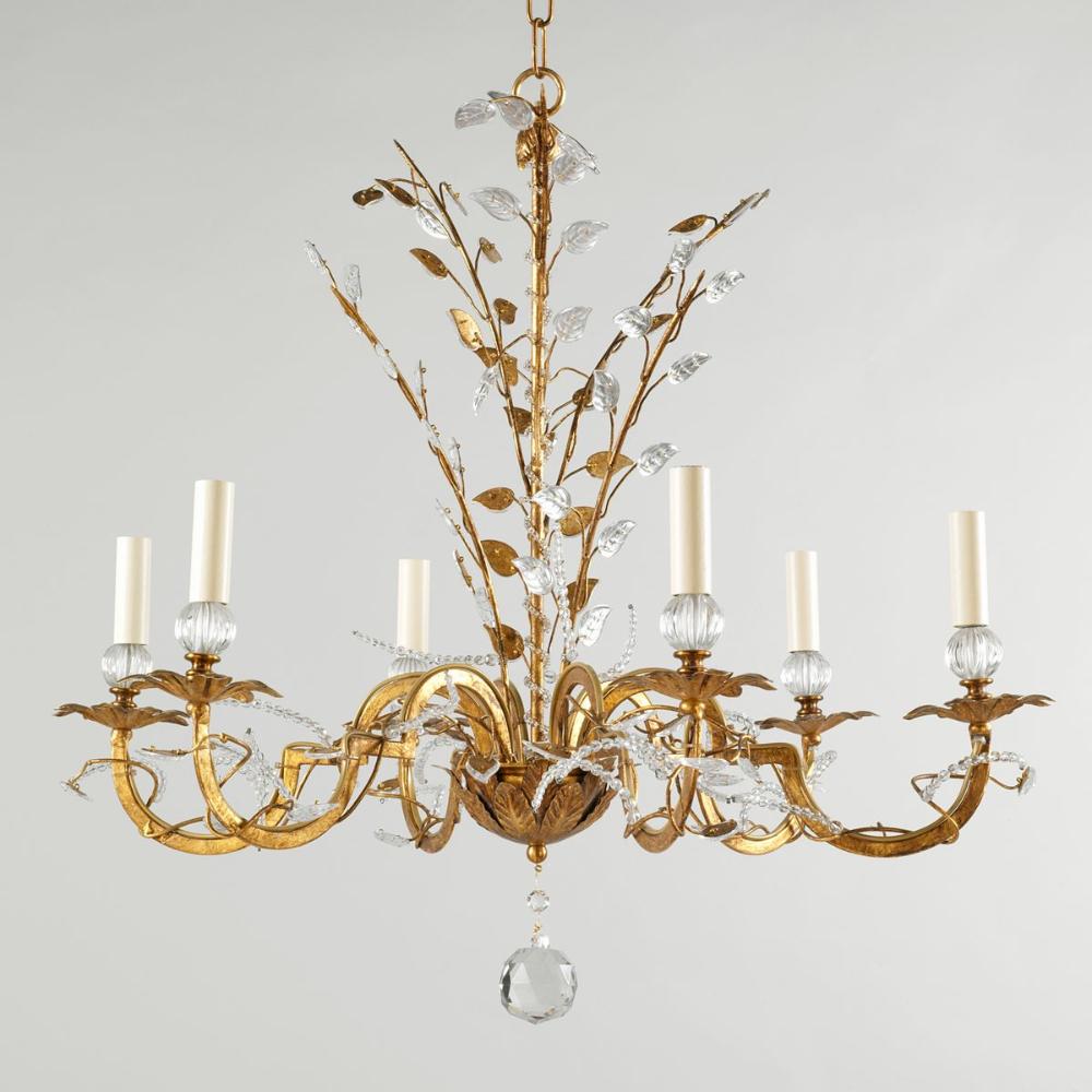 Fleville Chandelier Vaughan Designs