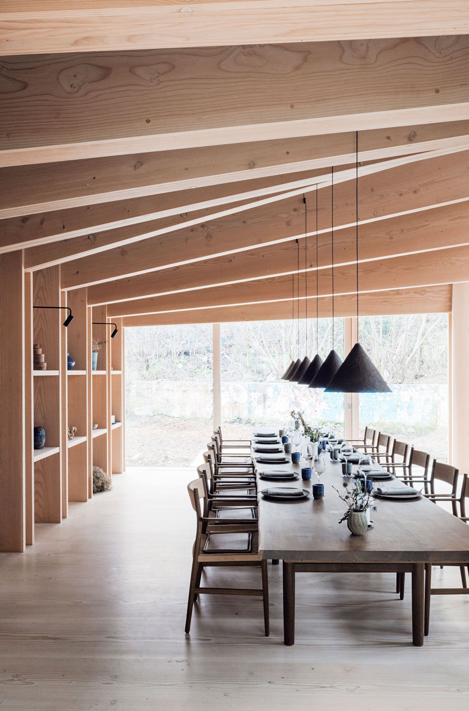 Noma Restaurant In Copenhagen By Studio Thulstrup With Images