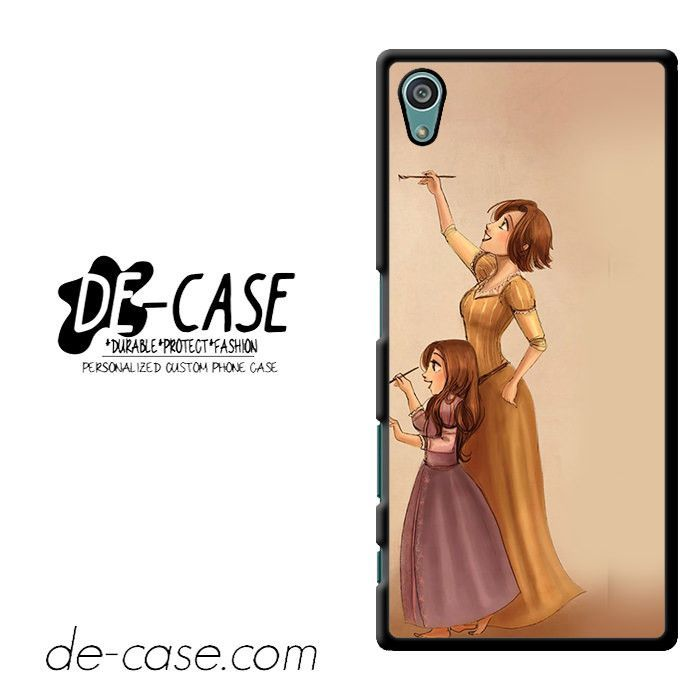 Rapunzel And Her Daughter Painting The Wall DEAL-9155 Sony Phonecase Cover For Xperia Z5