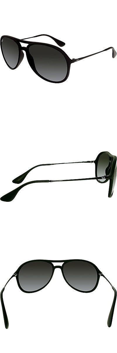 ed2bb53050 Sunglasses 79720  Ray-Ban Men S Gradient Alex Rb4201-622 8G-59 Black  Aviator Sunglasses -  BUY IT NOW ONLY   87 on eBay!