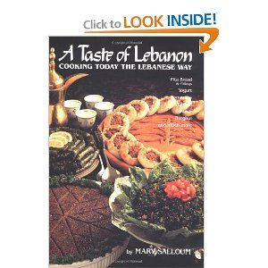 A taste of lebanon cooking today the lebanese way the most food forumfinder Images