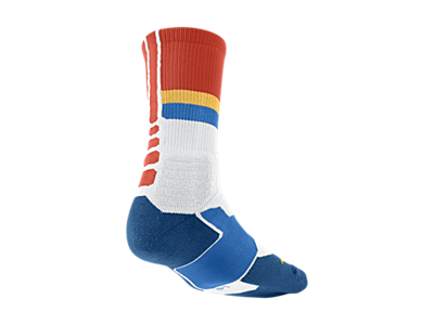 Nike Hyperelite Fanatical Crew Basketball Socks