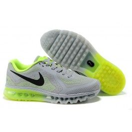 Nike Air Max 2014 Lichtgrau Grun Schwarz Manner Nike Air Max Nike Air Schwarze Manner