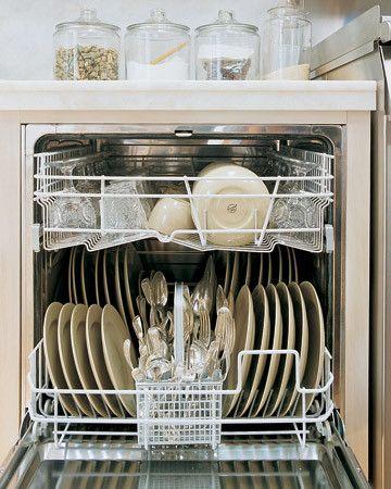 Dishwashing Secrets Homekeeping Dishwasher Minimalist Kitchen