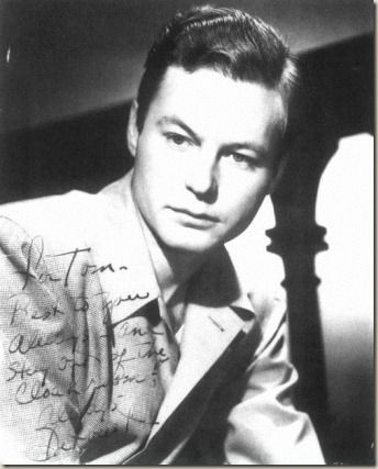 deforest kelley autograph