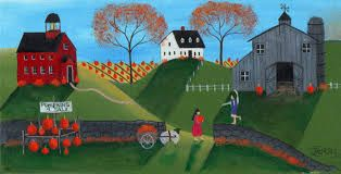 Image result for american folk art painting