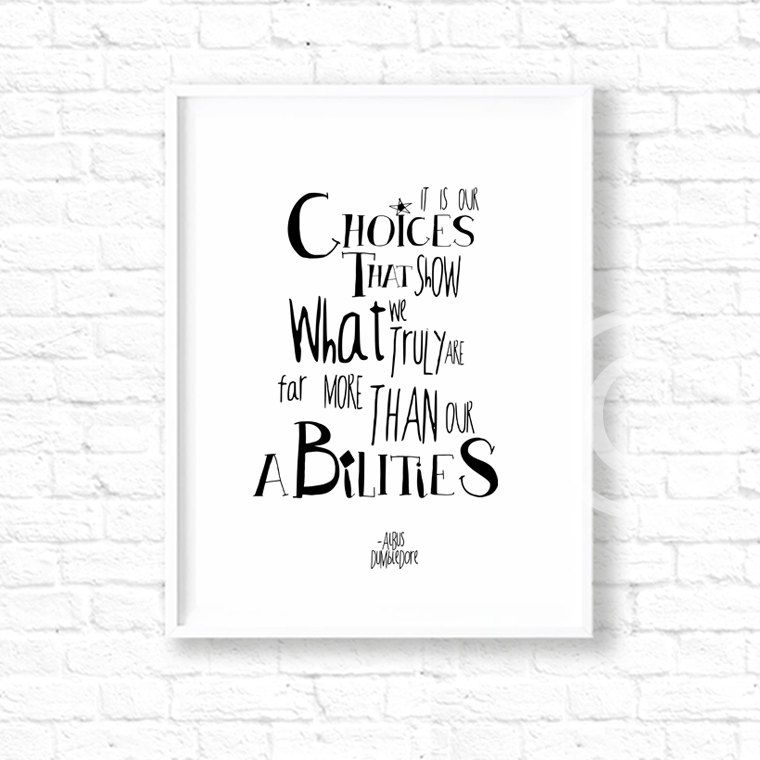 Christmas gifts for men harry potter poster it is our