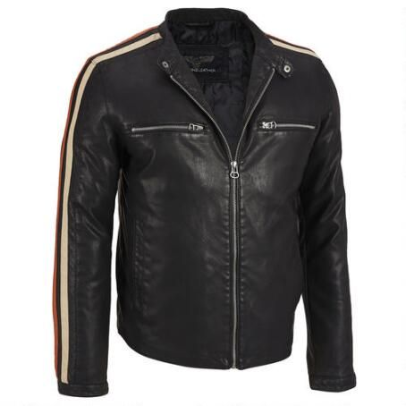View All Men S Big Tall Faux Leather Jacket Men Leather Jacket Wilsons Leather