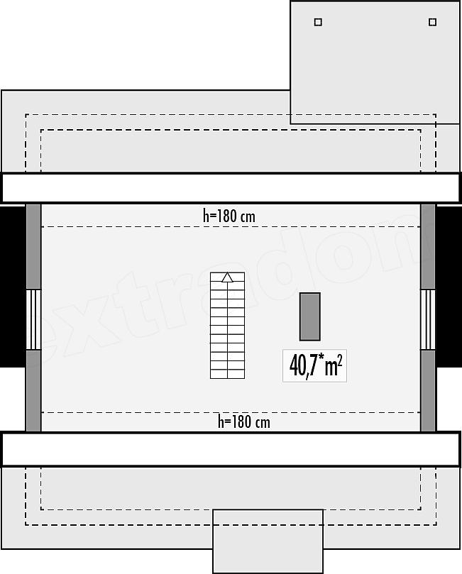 Projekt Domu Abi A Floor Plans