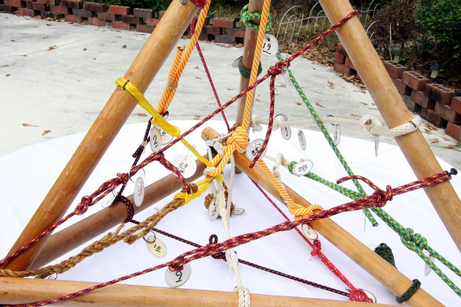 Teach Scouts To Identify Knots By Making This Knot