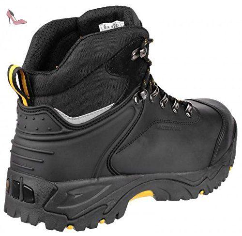 Amblers FS67C - Chaussures de sécurité - Homme (36 EU) (Noir) mqrz0yv