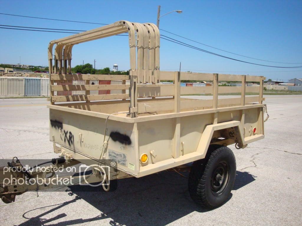My M101A2 camping trailer Toyota FJ Cruiser Forum