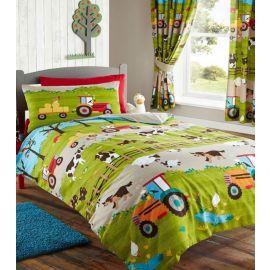 Buy Farmyard Animal Bedding. Single Duvet from our Duvet Covers range - Tesco