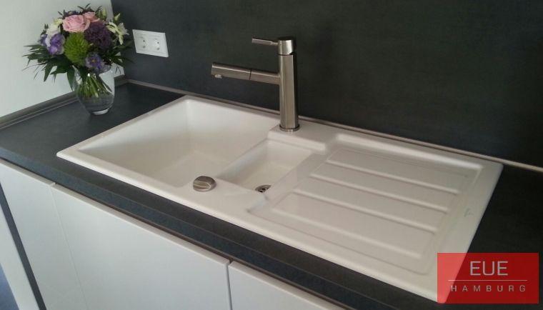 Keramikspüle Villeroy \ Boch Flavia 60 Schlichte Eleganz und - villeroy und boch waschbecken küche