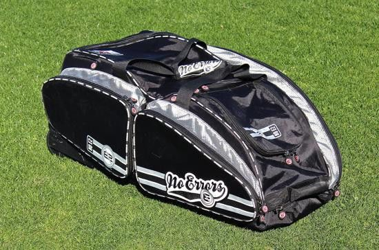 Details About The Noe2 Catchers Bag With Fat Boy Wheels
