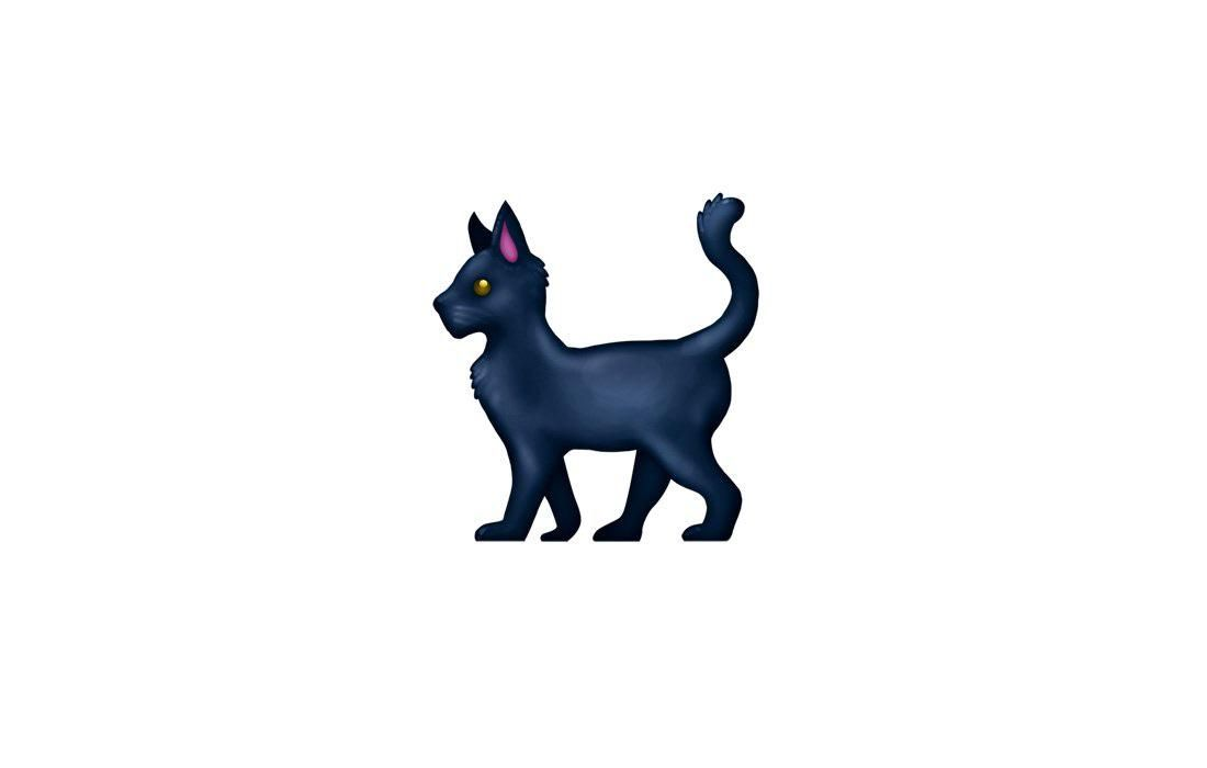 Theres Gonna Be A Black Cat Emoji Our Time To Shine Teelast Com In 2020 Cat Emoji Black Cat Kittens Cutest