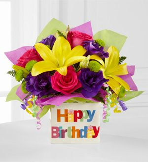 The Ftd Hy Birthday Bouquet Http Www Chetsflowersandgifts