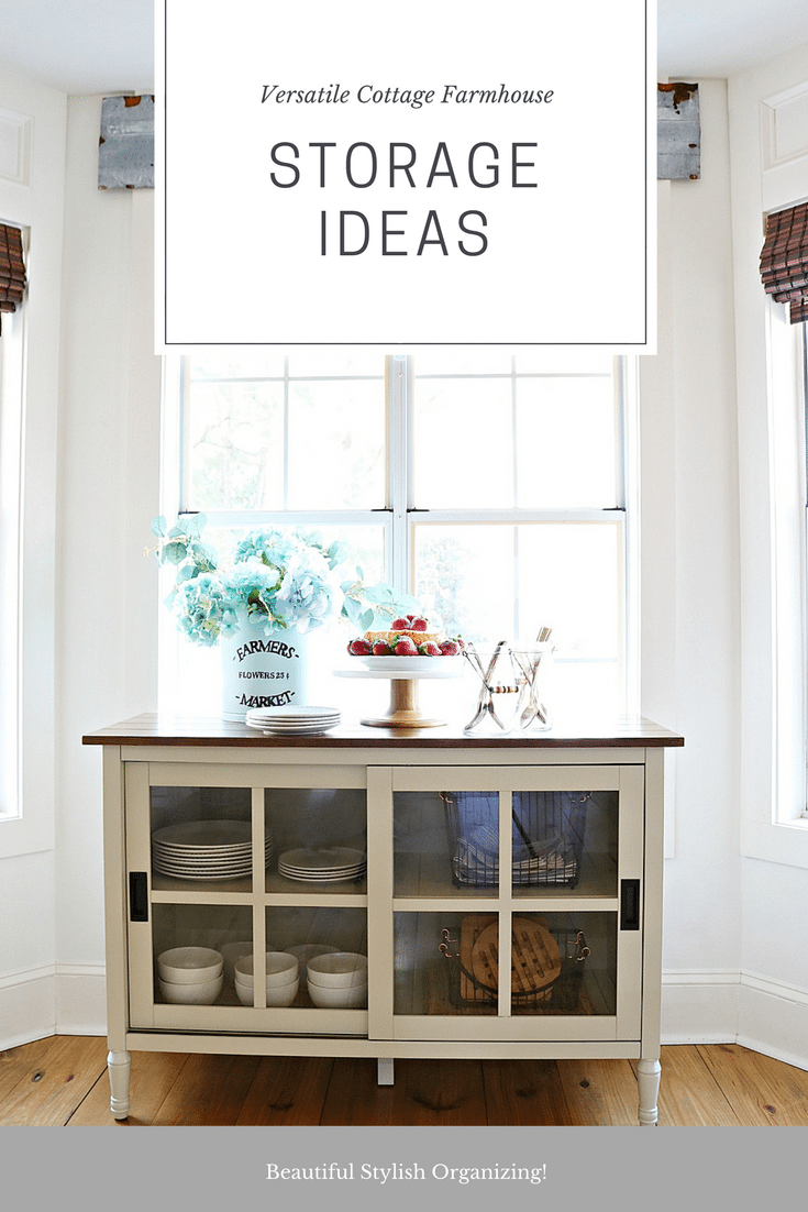 Dining Room Storage & Dining Room Storage | Storage baskets Storage ideas and Organizing