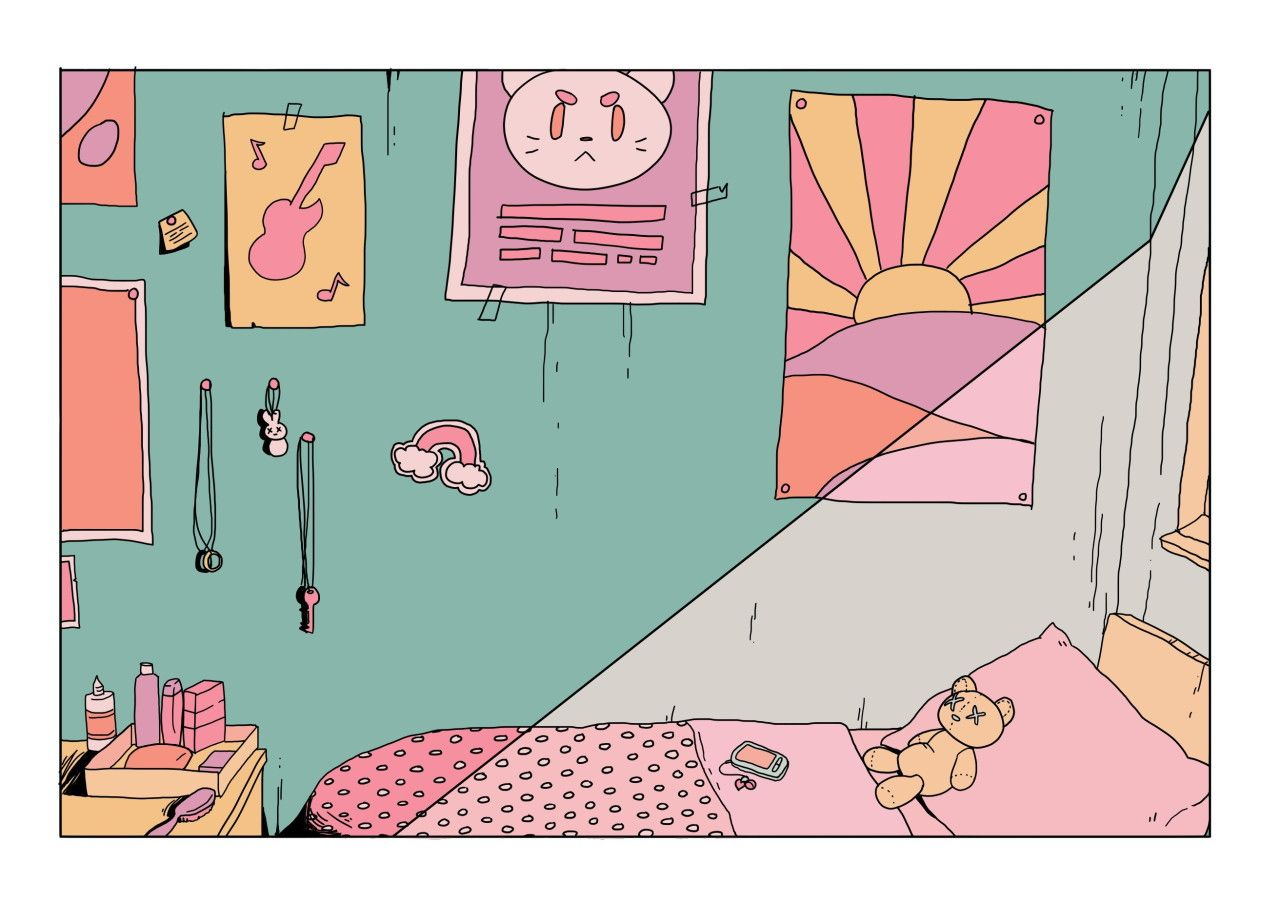 Pin By Tiki T On Artsy Fartsy In 2019: Background/color Palette Practice (some Reference Used