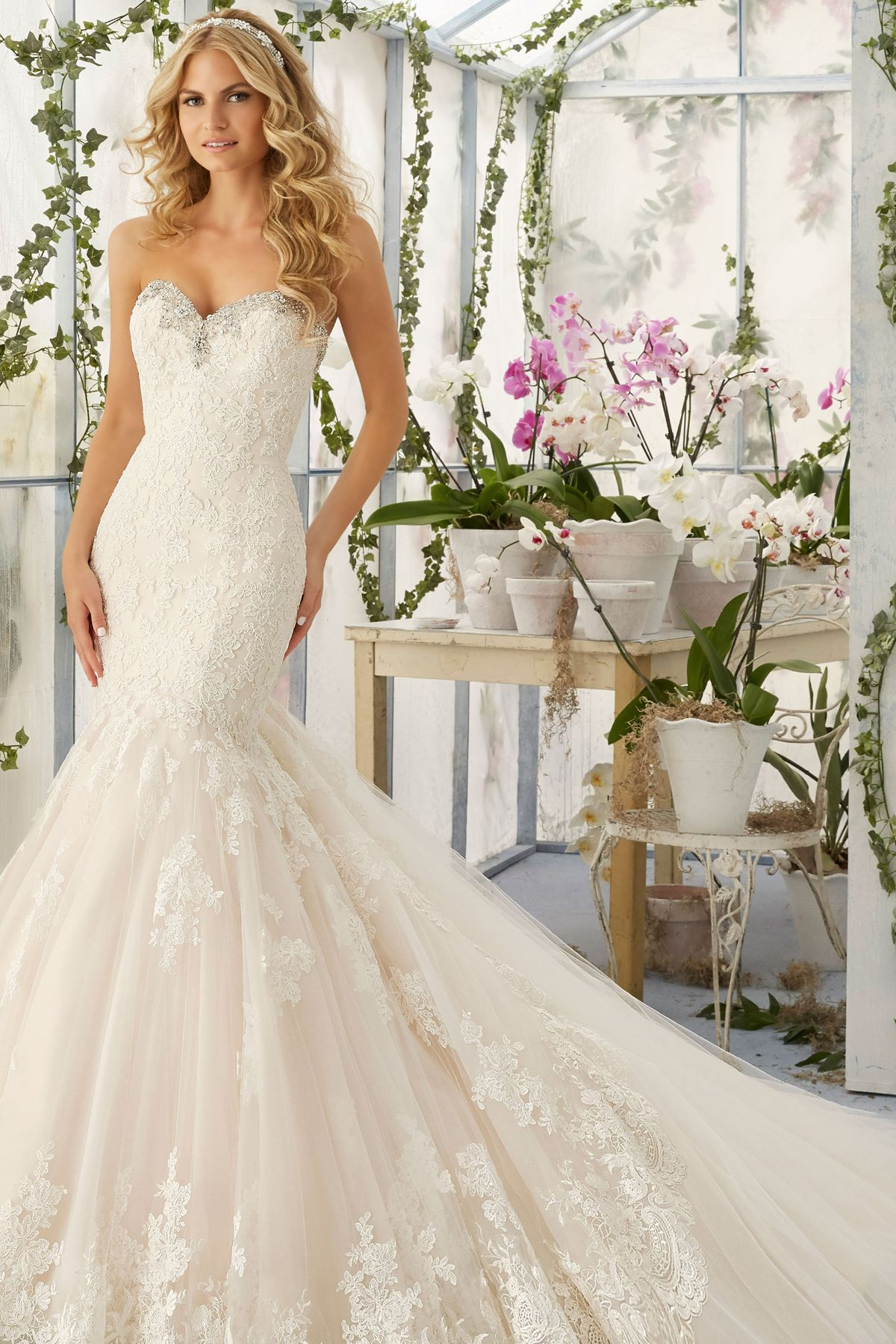 Pin by audorabelle bridal on mori lee by madeline gardner