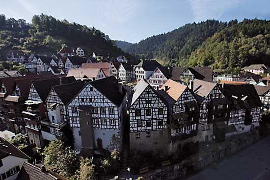 Schiltach-Germany