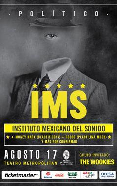 Instituto Mexicano del Sonido ~ 2012