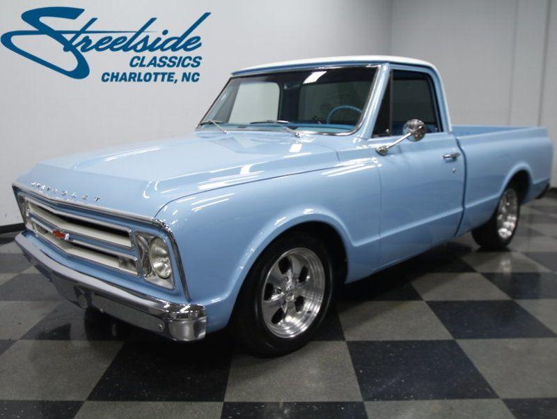 1967 Chevrolet C10 for sale - Concord, NC | OldCarOnline.com ...