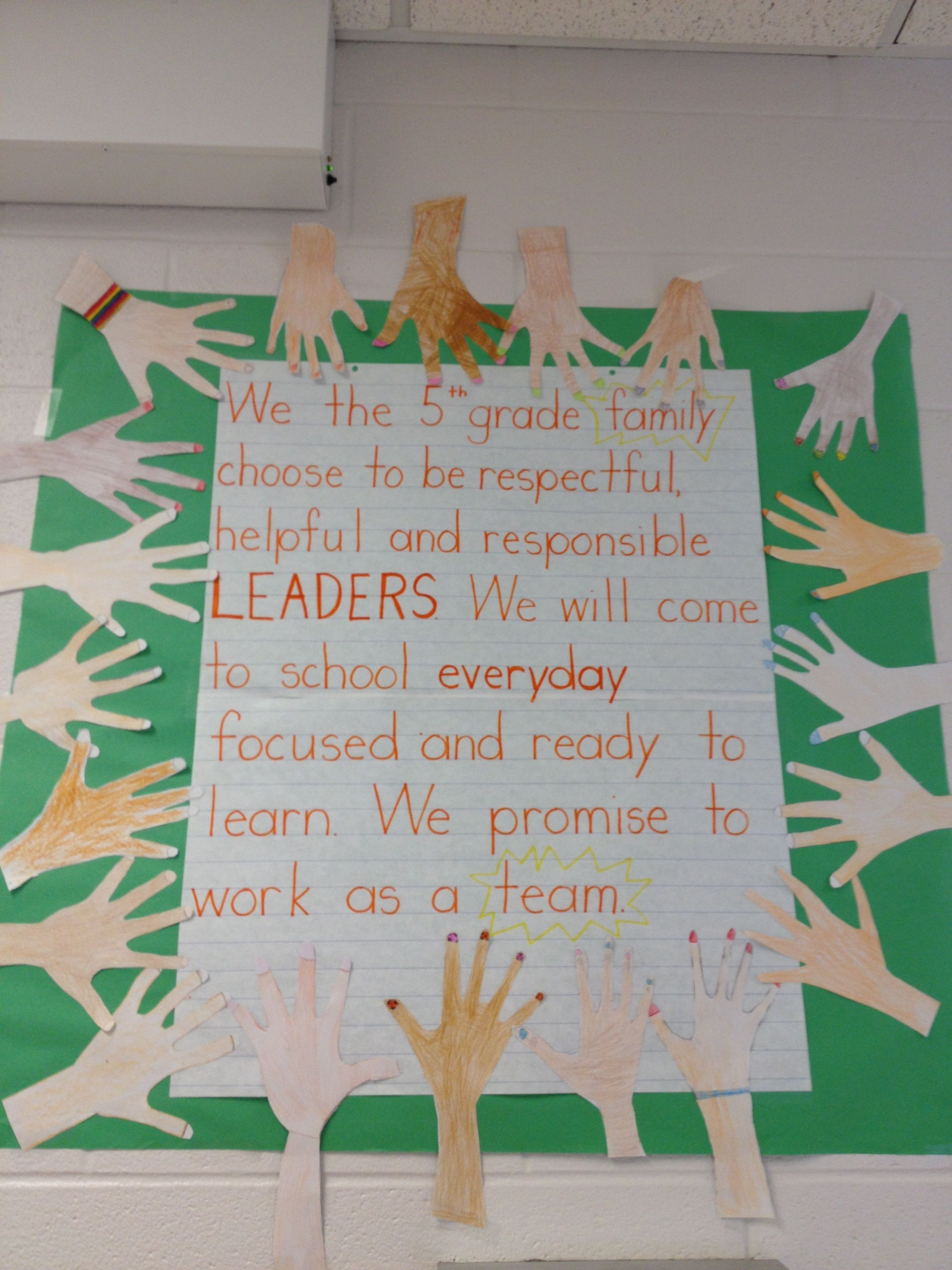 Mission Statement Ses Th Grade  Habits Of Happy Kids  School