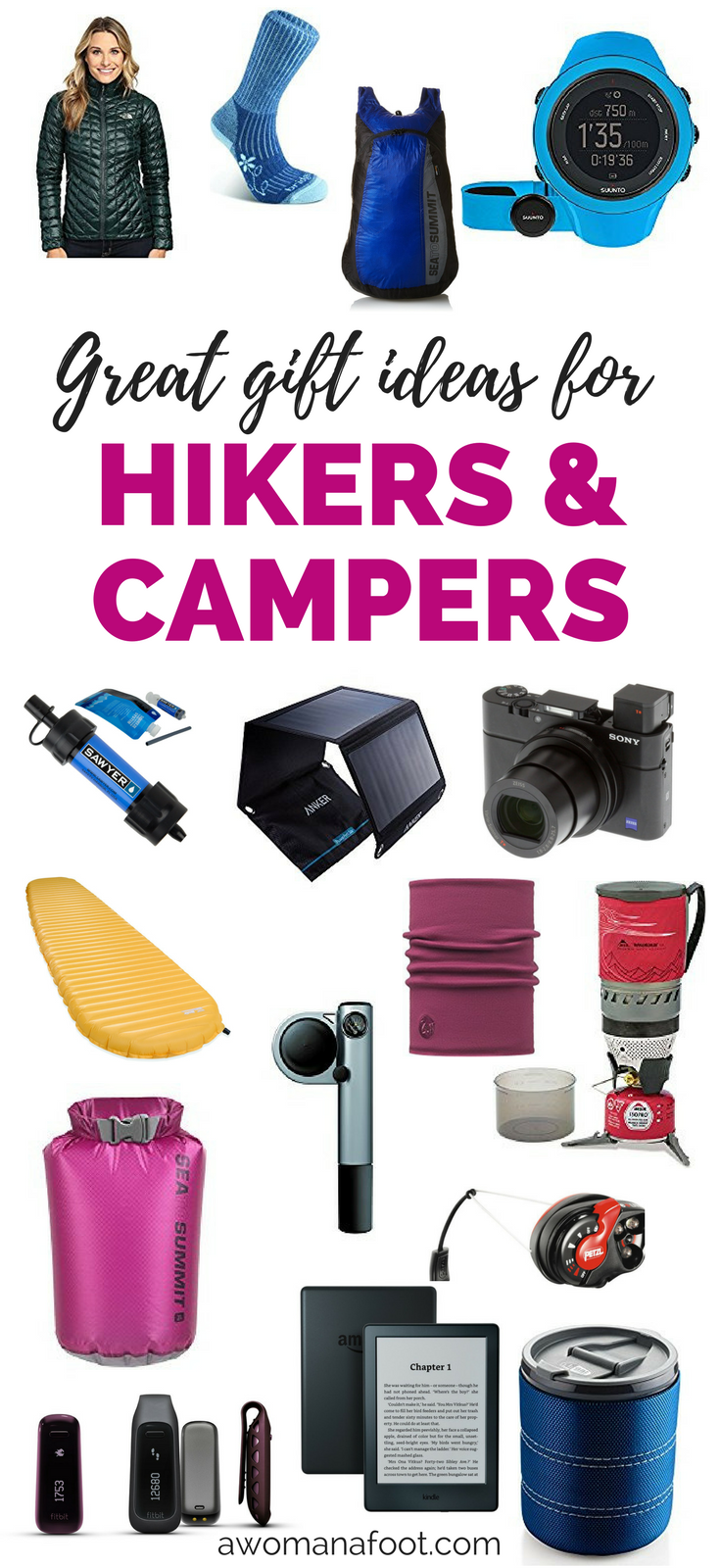 7f0fcbe878 Great Gift Ideas for Hikers   Campers - perfect for every outdoorsy traveler!