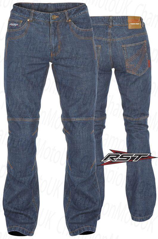 Rst Motorcycle Clothing Kevlar Denim Jeans Motorcycle Outfit Clothes Denim Jeans