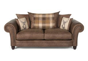 Abbey 3 Seater Sofa Ter Back