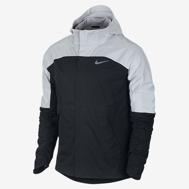 5cf54b5baf Nike Shieldrunner Flash Men's Running Jacket. Nike.com | Clothing ...