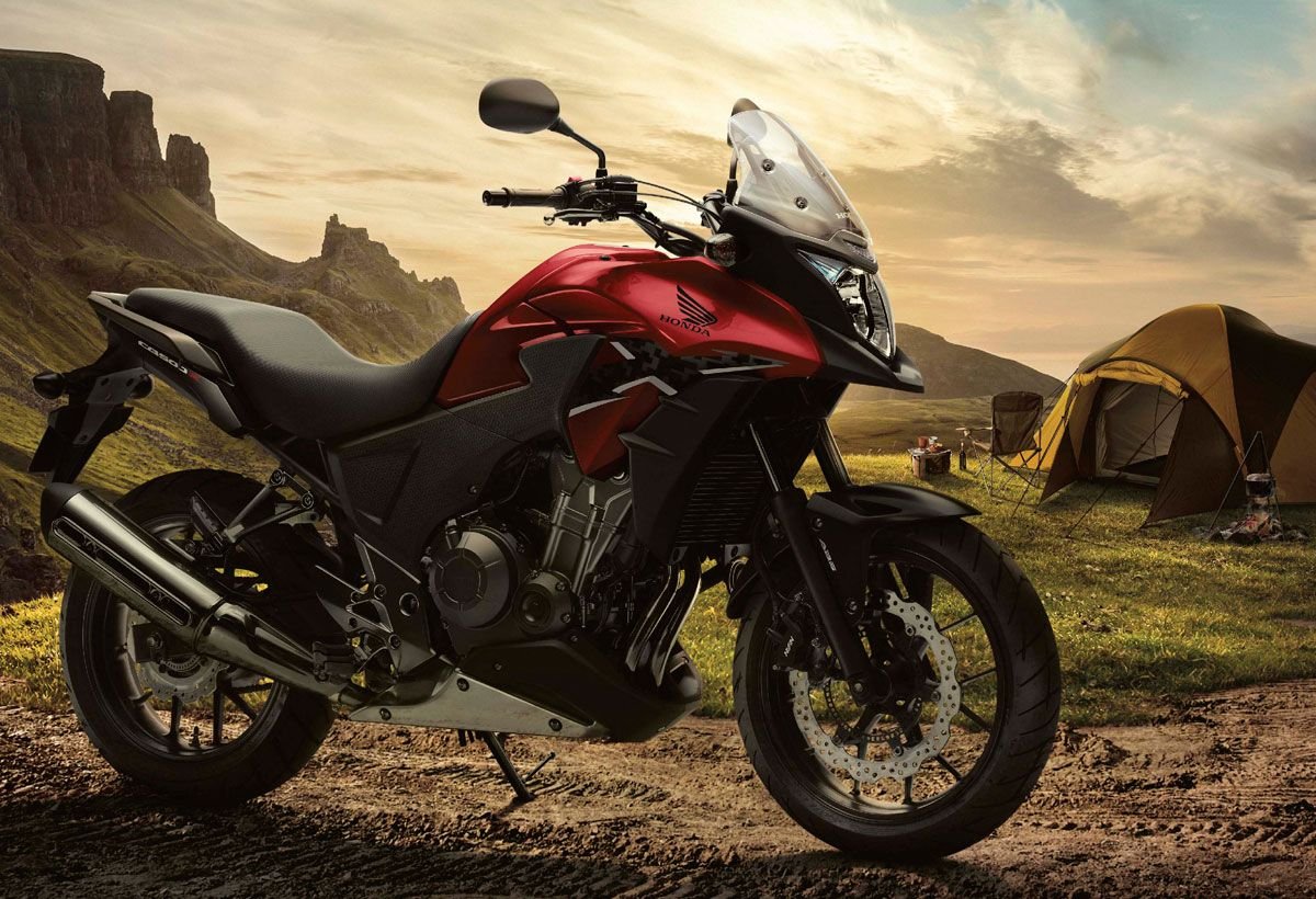 New Honda CB500X Segera Meluncur Dijalanan