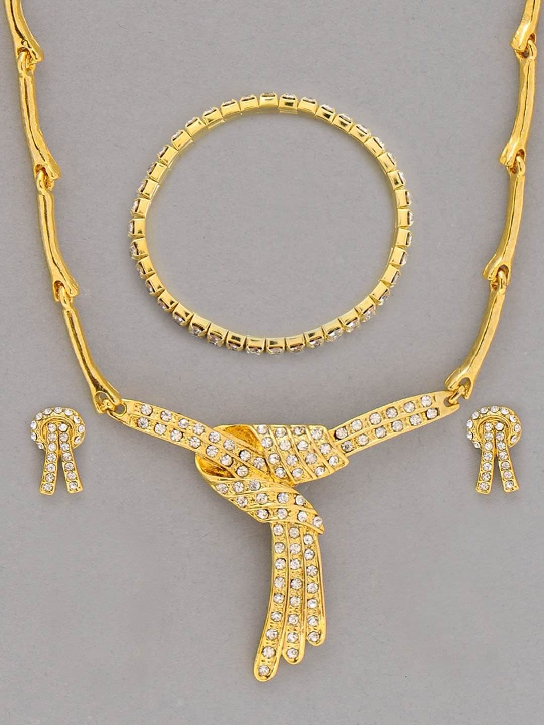 Gold Necklace Designs For Bridal