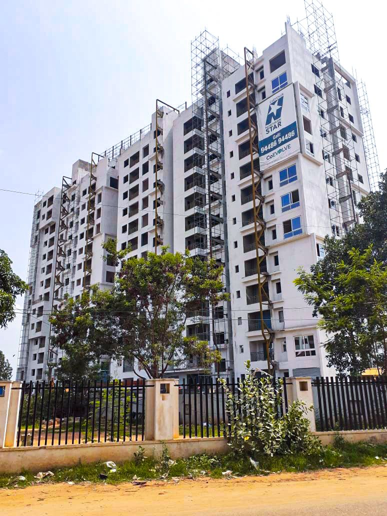 Flats For Sale In Thanisandra Bangalore by CoEvolve