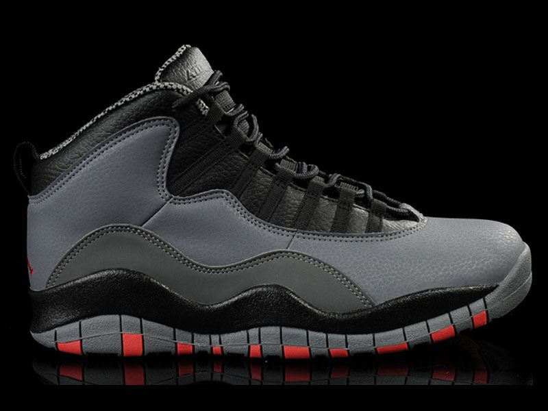 new products 608ce 5a123 Pre Order Men Size 310805-023 Air Jordan 10 Infrared 2014 Cool Grey    Infrared