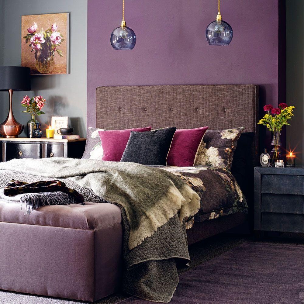 Master bedroom 2018 trends  Bedroom decor trends to embrace in   Decor  Pinterest  Jungle